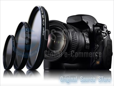 Lenses E Filters