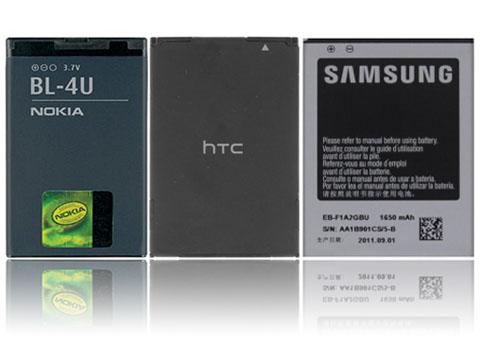 Batteria Del Telefono Mobile