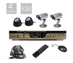 Sistemi Di Telecamere Di Sicurezza