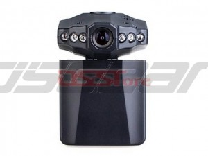2.5 Inch TFT Screen HD 720P Car DVR Car Video Recorder H.264 120 Degree Angle 6 pcs Led For Night Vision